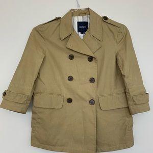 Gryphone rain jacket with half sleeves